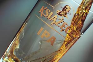 """""""Ty wybierasz"""" w spocie piwa Książęce IPA"""