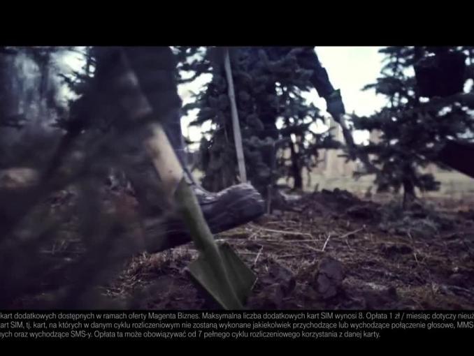 MagentaBiznes od T-Mobile - spot z Dorotą Wellman