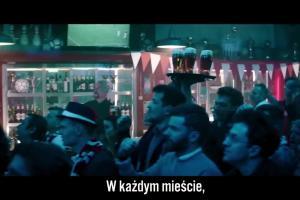 Zbigniew Boniek reklamuja piwo Tyskie