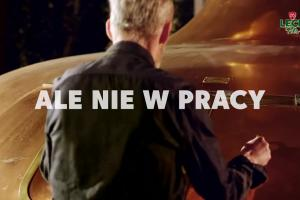 """Piwo Lech Pils reklamowane jako """"Wielko Pils"""""""
