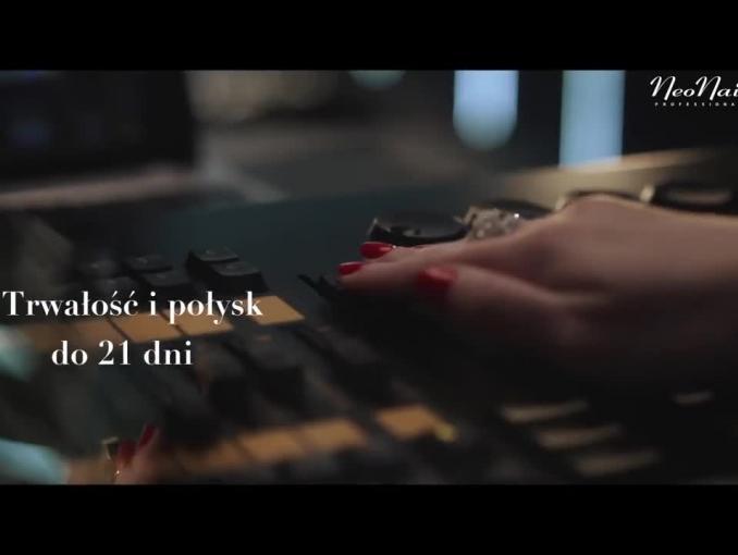 Katarzyna Sokołowska w reklamie NeoNail