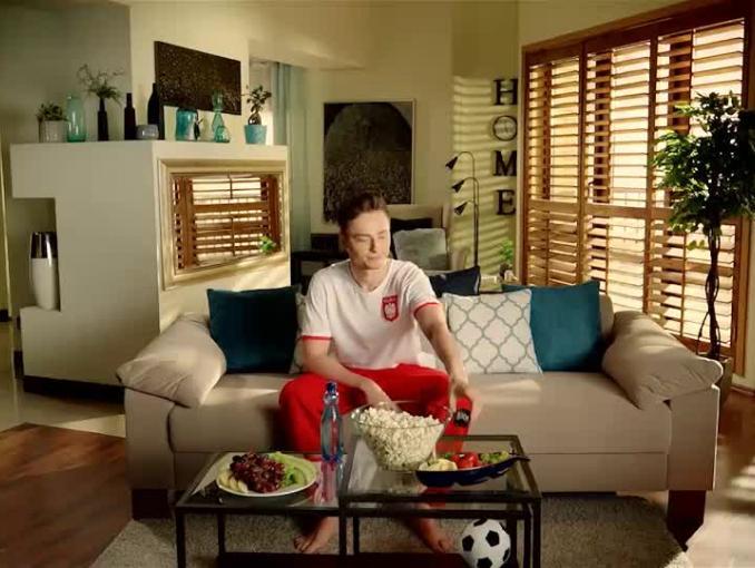 """""""Barwy szczęścia"""" z akcją """"Barwna Strefa Kibica"""" na czas trwania Mundialu (wideo 1)"""
