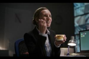 Mały Głód reklamuje letnie smaki Danio