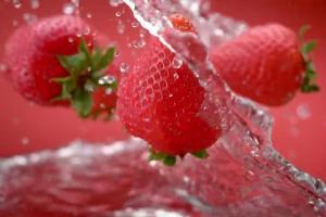 Zasmakuj lekkości - Żywiec Zdrój Lemoniada Truskawka