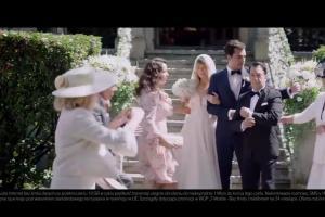 Oferta rodzinna T-Mobile - spot z Dorotą Wellman i smartfonami Samsung Galaxy