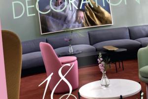 "18-lecie magazynu ""Elle Decoration"""