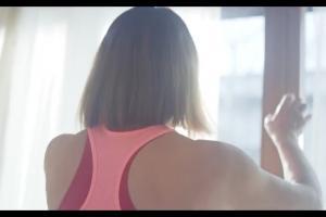 Grażyna Wolszczak promuje darmową mammografię
