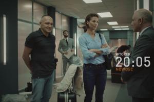"""Polsat rozpoczyna emisję serialu """"Ślad"""". Okil Khamidov: Produkcja opowiada o pracownikach fikcyjnej służby specjalnego CWŚ"""