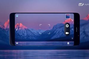 myPhone promuje smartfona Prime 18x9 LTE
