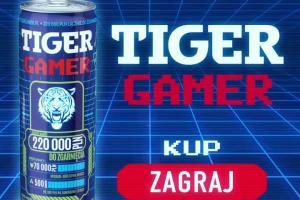 "Luure promuje ""Tiger Gamer"""
