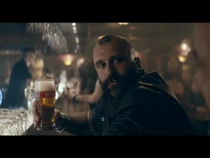 """""""Przejdźmy na Ty"""" - reklama piwa Tyskie"""