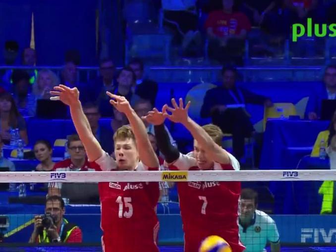 Plus gratuluje reprezentacji Polski siatkarzy