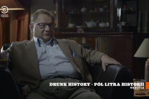 """""""Drunk History - Pół litra historii 2"""" od 5 listopada w Comedy Central. Emisja 4 razy w tygodniu (wideo 1)"""