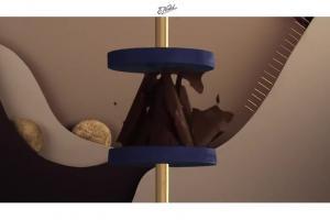 Wedel w reklamie pokazuje, jak brzmi czekolada