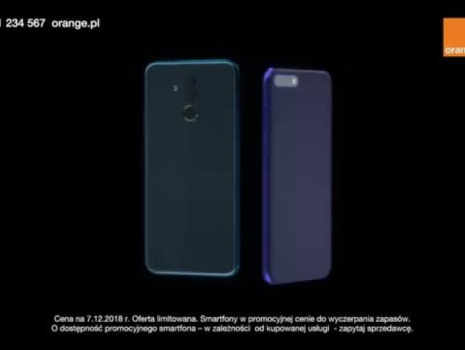 Orange promuje drugi smartfon Huawei w prezencie