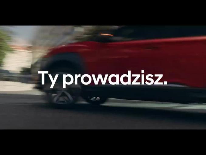 Nowy Hyundai Kona: Ty prowadzisz. Ty decydujesz (spot)