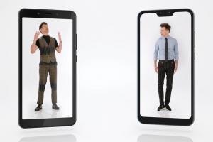 Podwójny Tomasz Kammel reklamuje smartfony Xiaomi w Play Duet