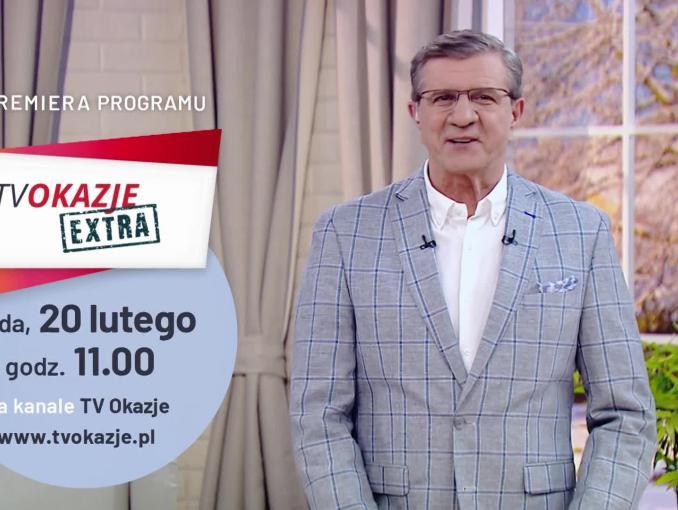 Zygmunt Chajzer i Kasia Śligowska w nowym programie TV Okazje