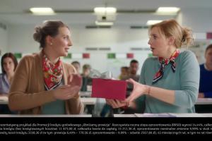 Kurs języka włoskiego promuje kredyt w mBanku