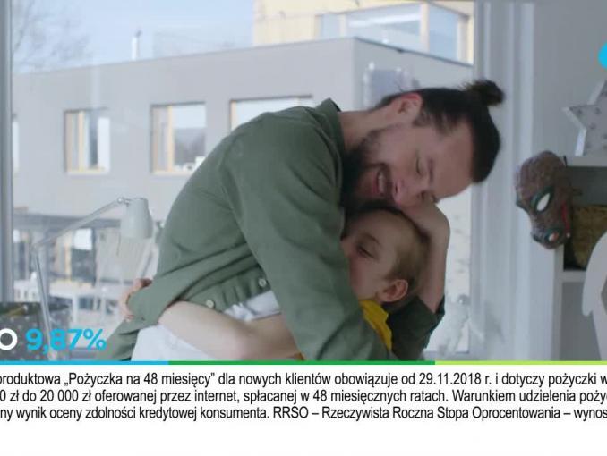 Hit zespołu Riz w reklamie Provident Polska