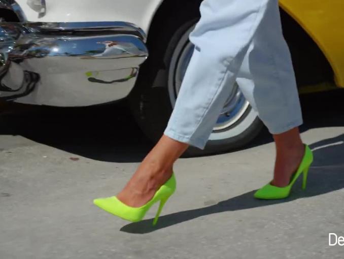 Wyprawa do Miami w reklamie butów DeeZee
