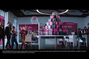 """Figurki z """"Avengers: Koniec gry"""" w Mix Box w T-Mobile"""
