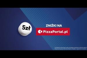 Zniżki na zamówienia z PizzaPortal.pl pod nakrętkami Pepsi