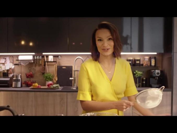 Anna Starmach Reklamuje Kuchnie Zaprojektowana Ze Smakiem W Leroy Merlin Wideo