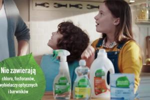 Beata Sadowska reklamuje środki czystości Seventh Generation