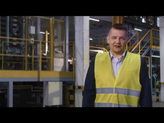 """Wojciech Malajkat w spocie """"Mazury to biznes"""""""