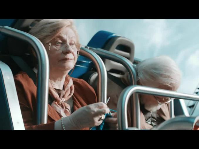 """""""To nonsens, że rozrywka wysiada!"""" - reklama Magenta 1 w T-Mobile"""
