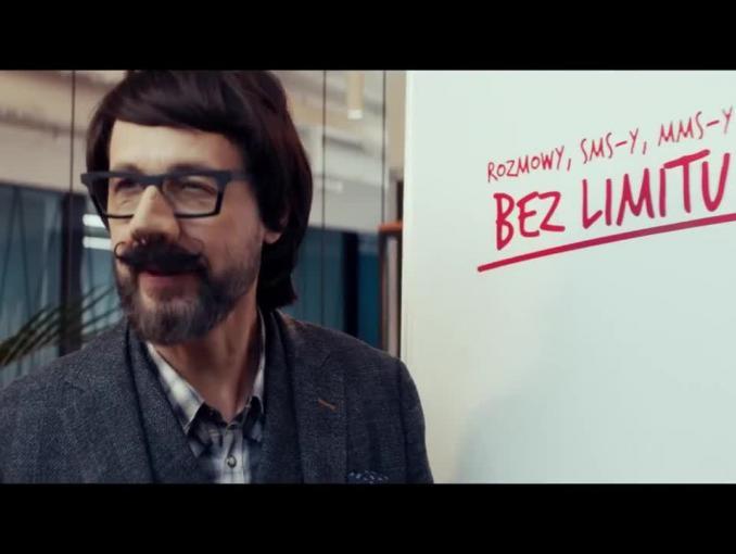 """Szymon Majewski prezentuje """"wymarzoną ofertę Plusa"""""""