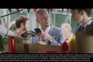 """""""Ten pierwszy raz"""" w pracy reklamuje Konto dla Młodych w PKO BP"""