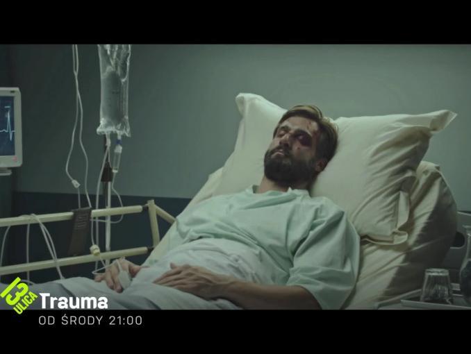 """Nowy serial """"Trauma"""" debiutuje w 13 Ulica (wideo)"""