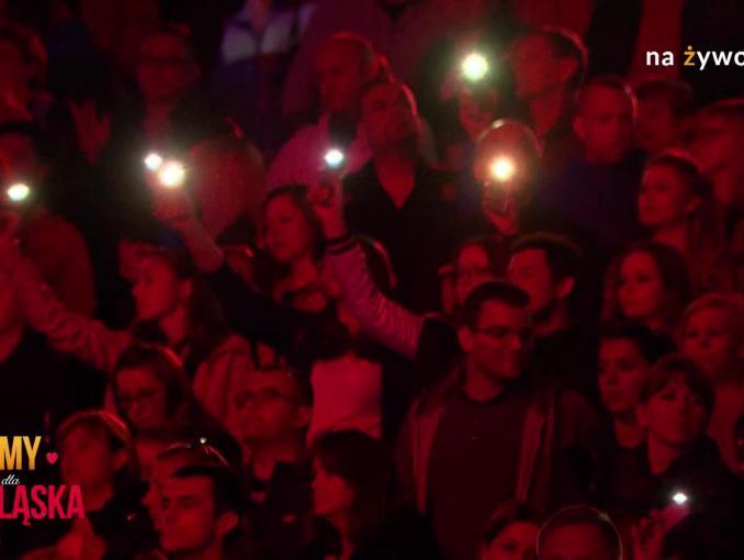 """Koncert """"Gramy dla Śląska"""" 4 lipca na żywo w Polsacie (wideo)"""