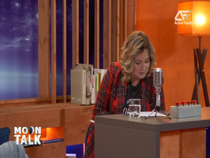 """Drugi sezon late night show """"Moontalk"""" od 15 lutego w Active Family, Zygmunt Chajzer gościem pierwszego odcinka (wideo)"""