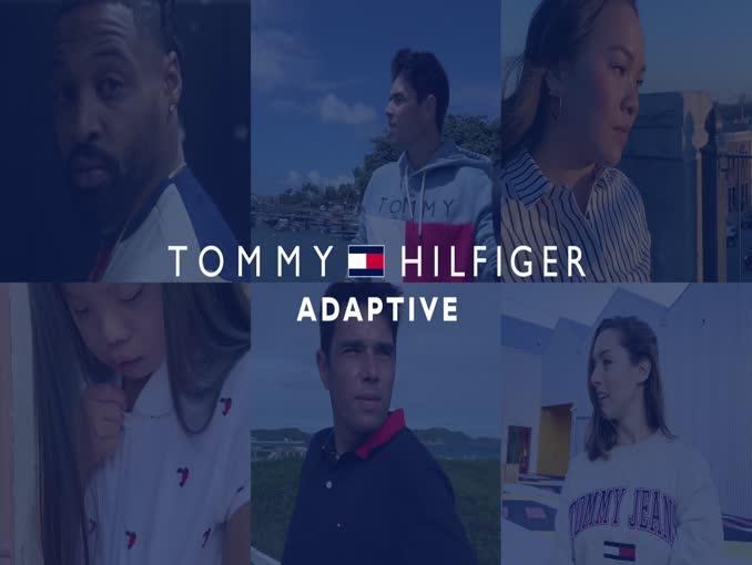 Tommy Hilfiger Adaptive - wiosna 2021