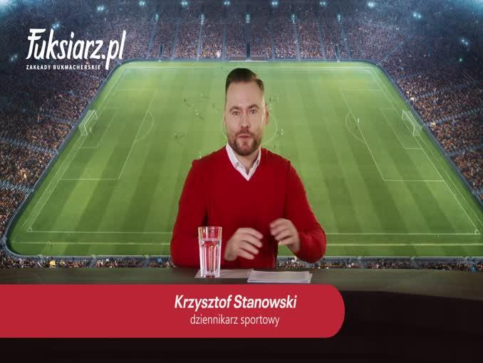 Pani i amant w reklamie bukmachera Fuksiarz