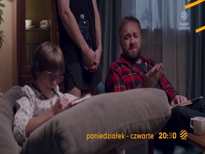 """Dwa nowe seriale """"Akademik"""" i """"Tatuśkowie"""" w codziennym prime-time Super Polsat (wideo 2)"""