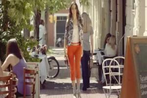 TK Maxx - reklama z Adrianą Limą