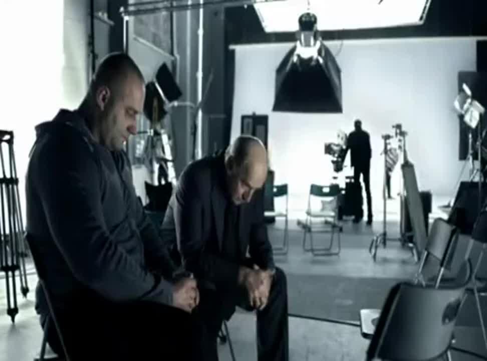 Getin Bank - czeska reklama z Piotrem Fronczewskim (2)