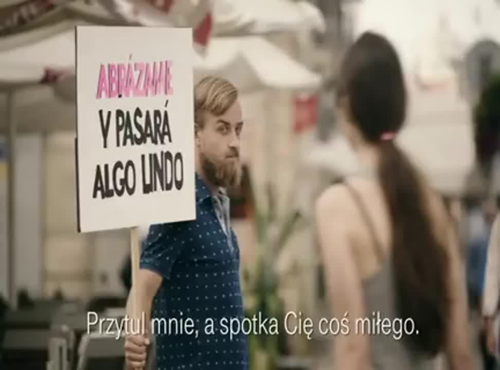 Ucz sie jezykow - reklama T-Mobile