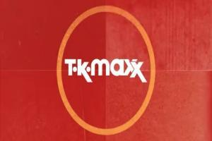 jesienna reklama TK Maxx