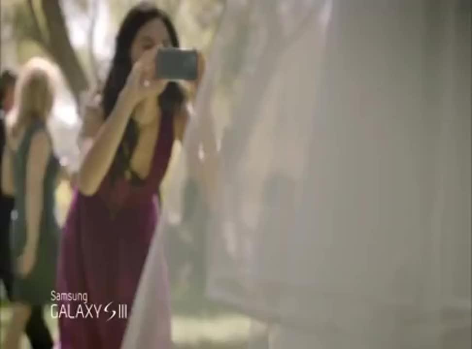 Samsung Galaxy S III - reklama