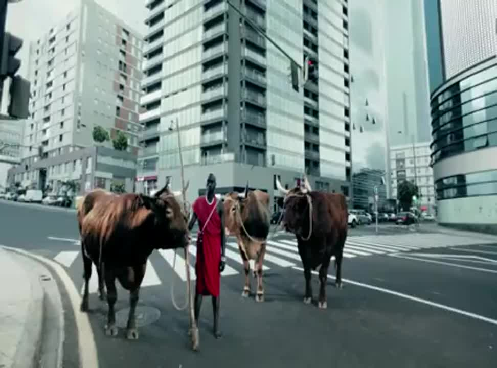 Masaj w reklamie Link4