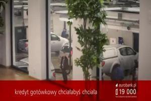 Chciałabyś, chciała z Piotrem Adamczykiem w nowych reklamach eurobanku (2)