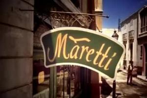 reklama talarków Bruschette Maretti