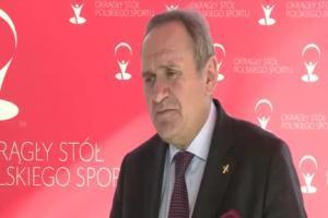 Jan Krzysztof Bielecki: w polskim sporcie brakuje zaangażowania prywatnego biznesu