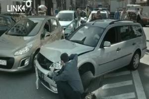 Samochód zastępczy w reklamie OC w Link4