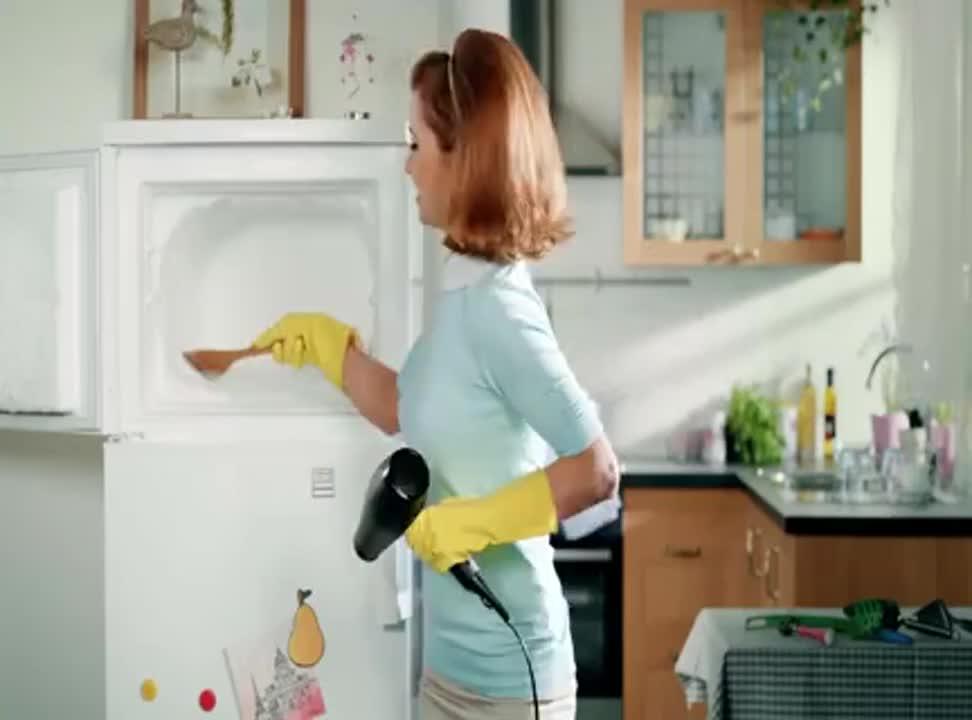 "Rilaks"" reklamuje lodówki Samsung Cool"